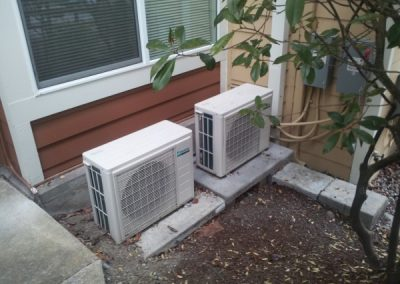 Ductless Heat Pump Impact and Process Evaluation
