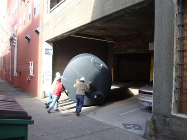 rolling-cistern