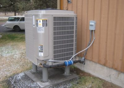 Residential Variable Capacity Heat Pump Energy Use: Modeled and Measured
